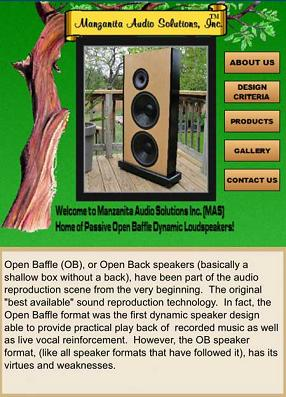 Manzanita Audio Solutions