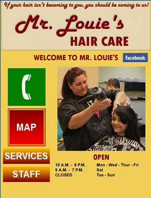Mr. Louies Hair Care