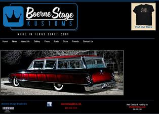 Boerne Stage Kustoms - Center Point, TX
