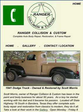 Ranger Collision & Custom