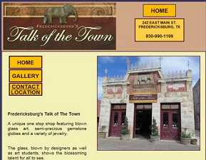 Fredericksburg's Talk of the Town - Fredericksburg, TX