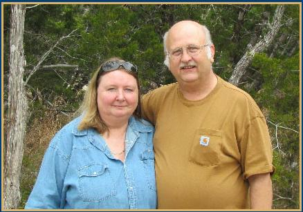 Maggie and Bob Mideke - Owners of Britexans Services